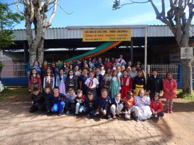Pedro Cecconelo entre as melhores escolas do Alto Uruguai