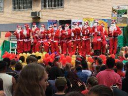 Estação realiza 1º Natal Solidário
