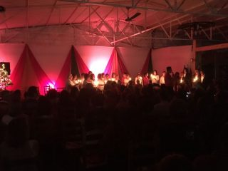 Concerto de Natal encanta a comunidade