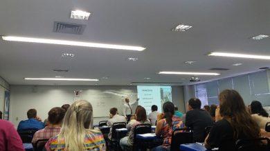 Equipe do Meio Ambiente do Município participa de cursos de capacitação