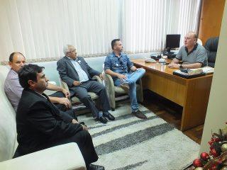 Prefeito Municipal Humildes Camargo realiza viagem a Porto Alegre