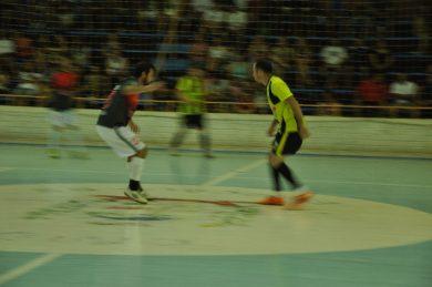 Campeonato Municipal de Estação iniciou na última sexta-feira