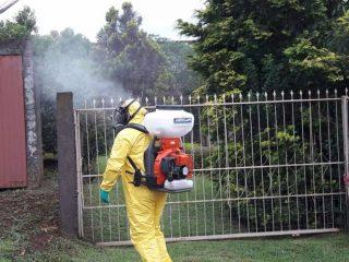 Controle do transmissor da dengue é realizada em Estação