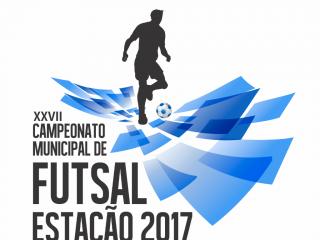 XXVII Campeonato Municipal de Futsal de Estação terá início sexta-feira, 20 de janeiro