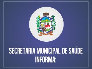 Secretaria da Saúde convida a população para participar da apresentação do Relatório de Gestão