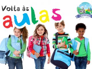 Início do Ano Letivo na rede Municipal começa na próxima semana