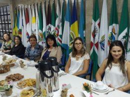 Encontro das Primeiras Damas, Prefeitas e Vice Prefeitas da AMAU aconteceu no dia 10 de março