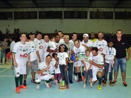 XXVII Campeonato de Futsal de Estação encerrou na sexta-feira