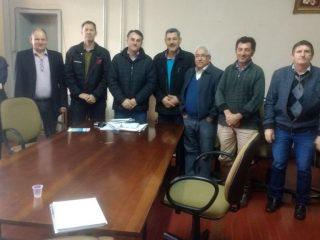 Prefeito Humildes participa da Implantação do SUSAF em Getúlio Vargas