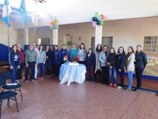 Escola Aurélio Castelli comemora 55 anos