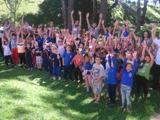 Secretaria Municipal de Educação proporciona dia recreativo para os estudantes