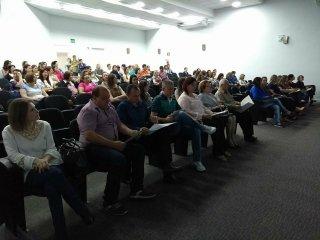 I CONFERÊNCIA MUNICIPAL DE EDUCAÇÃO MUNICÍPIO DE ESTAÇÃO