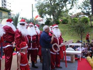Abertura do Natal Feliz Cidade foi um sucesso