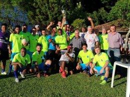 Encerramento dos Campeonatos de Bocha e Futebol Sete