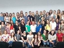 SMECDT realiza encerramento do ano letivo com funcionários