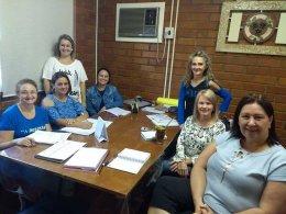 Reunião do Centro de Apoio à Aprendizagem – CAP