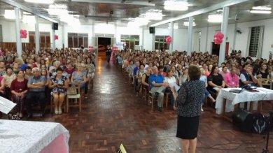 Dia Internacional da Mulher: Prefeitura de Estação promove palestra Show