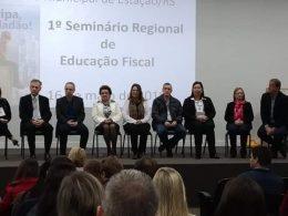 1º Seminário Regional de Educação Fiscal desperta a importância da cidadania!