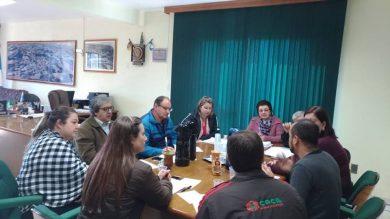 Reunião discute atividades da Semana da Pátria no município