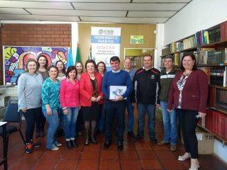 Avaliador do Prêmio Gestor Público visita Estação para conhecer Projeto Municipal de Educação Fiscal