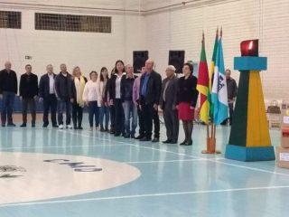 Hora Cívica abre oficialmente a Semana da Pátria