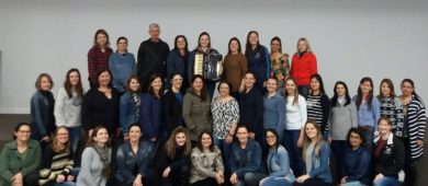 Estação realiza formação para Professores da Educação Infantil