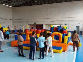 Estação realiza atividade para comemorar Dia da Criança