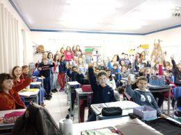 Atividades educativas marcam Semana da Água em Estação