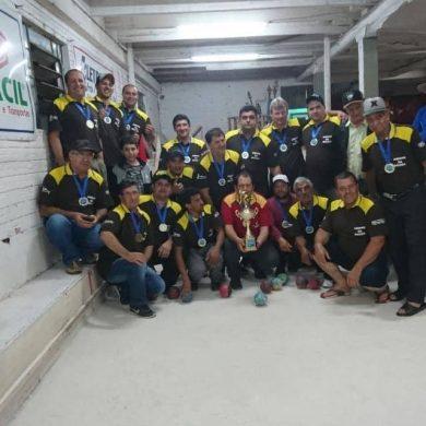 Campeonato de Bocha de Estação encerra com janta de premiação