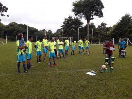 Final do campeonato de Futebol Sete de Estação aconteceu dia 22