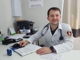 Contratação médica de clínico geral na UBS 1