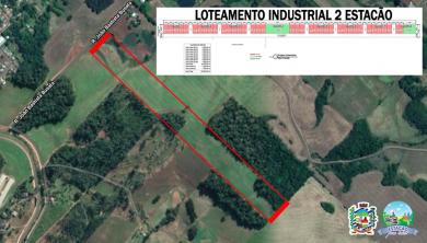Prefeitura adquire área de terra para implantação do novo parque industrial