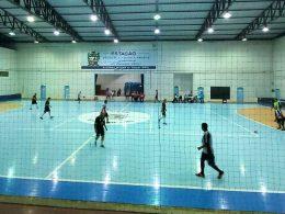 Iniciou no dia 10 de janeiro o 30º Campeonato Municipal de Futsal de Estação