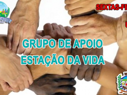 GRUPO DE APOIO ESTAÇÃO DA VIDA