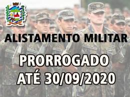 ALISTAMENTO MILITAR OBRIGATÓRIO PARA NASCIDOS EM 2002