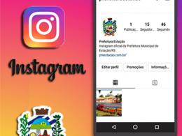 Agora estamos no Instagram!