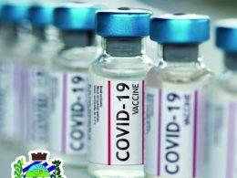 INFORMAÇÃO SOBRE A VACINAÇÃO CONTRA A COVID-19