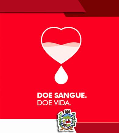 CAMPANHA DOAÇÃO DE SANGUE!