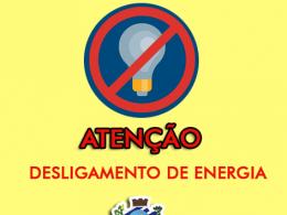 RGE INFORMA O DESLIGAMENTO DE ENERGIA NO DIA 14/05