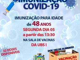 IMUNIZAÇÃO COVID-19