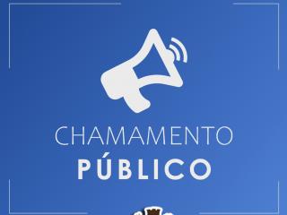 CREDENCIAMENTO CHAMAMENTO PÚBLICO MASSOTERAPIA
