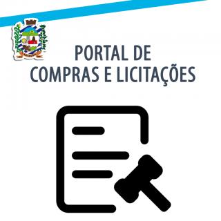 PORTAL DE COMPRAS E LICITAÇÕES