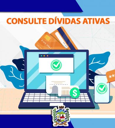 CONFIRA NO LINK DA RECEITA ESTADUAL INSCRITOS COM DÍVIDA ATIVA